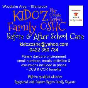 Kido'z Family OSHC Ellenbrook (Family Daycare) Ellenbrook Swan Area Preview