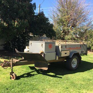 Off-Road Kimberley kamper Hay Hay Area Preview