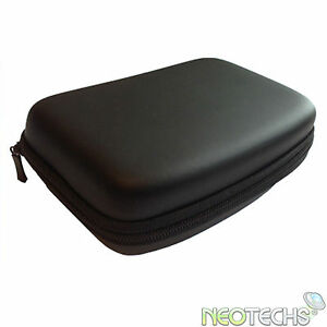 SAT NAV HARD CARRY CASE FOR GARMIN NUVI 52 52LM 54 54LM