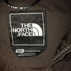 Very warm North Face down filled coat
