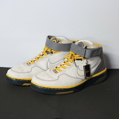 Nike Air Force 25 League Pack - Golden State Warriors Limited Edition 10.5 Nike Air Limited Edition