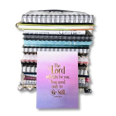 Blank Writing Journals (Lot of 14 Christian, Religious BLANK JOURNALS, Notebook, Diary, Writing)