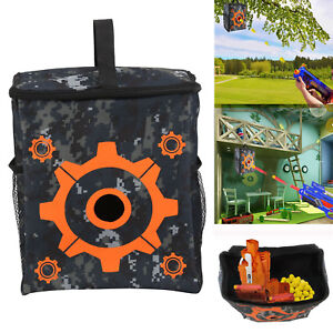 Blasters Target Pouch Bullet Darts Storage Bag For Nerf Elite Accessary Toys
