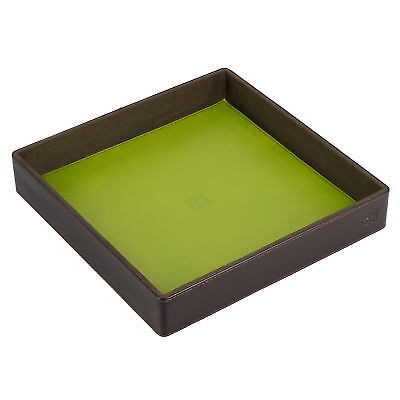 (DUDU Valet Tray in Leather Colored Catchall Design Storage for Wallet Keys Jewel)
