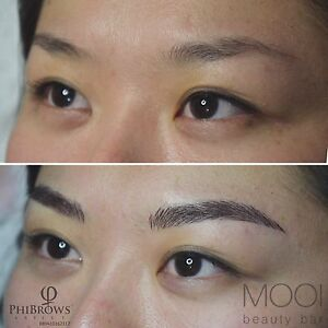 Exceptional Brow Microblading for only $350 Carina Brisbane South East Preview
