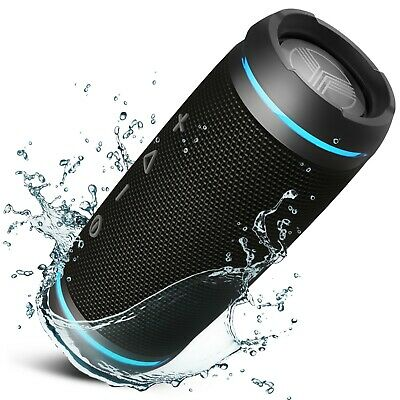 TREBLAB HD77 Best Bluetooth Speaker Portable Wireless 25W LOUD Stereo