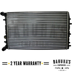 RADIATOR FOR VW FOX, POLO / SKODA FABIA, ROOMSTER, PRAKTIK / SEAT CORDOBA, IBIZA