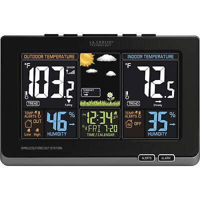 La Crosse Technology Wireless Color Weather Station - 200 ft
