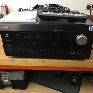 Integra  AV Receiver DTR-9.9 Laverton North Wyndham Area Preview