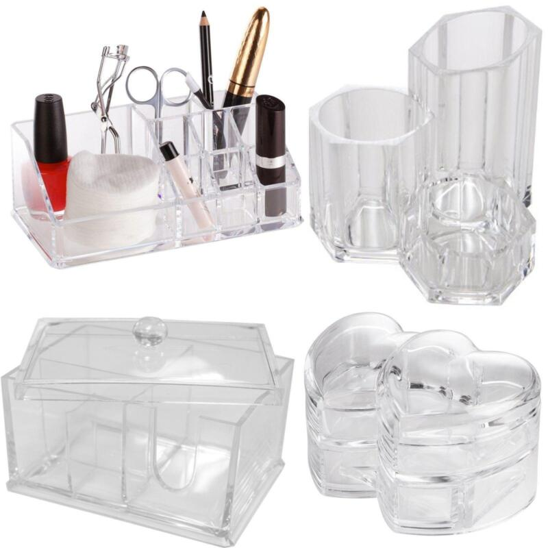 Makeup organiser make up ebay for Beauty table organiser