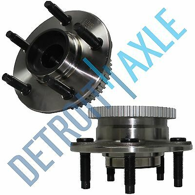 - Front Wheel Bearing Hub Set for Ford Thunderbird Mercury Cougar Lincoln Mark VII
