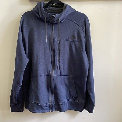 The North Face Men's Canyonlands Full Zip Hoodie Jacket Fleece Sweatshirt Large