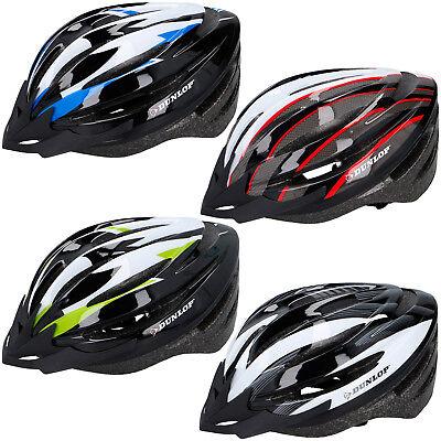 Dunlop Fahrradhelm Radhelm MTB Fahrrad Helm Helme Kinder Erwachsene ()