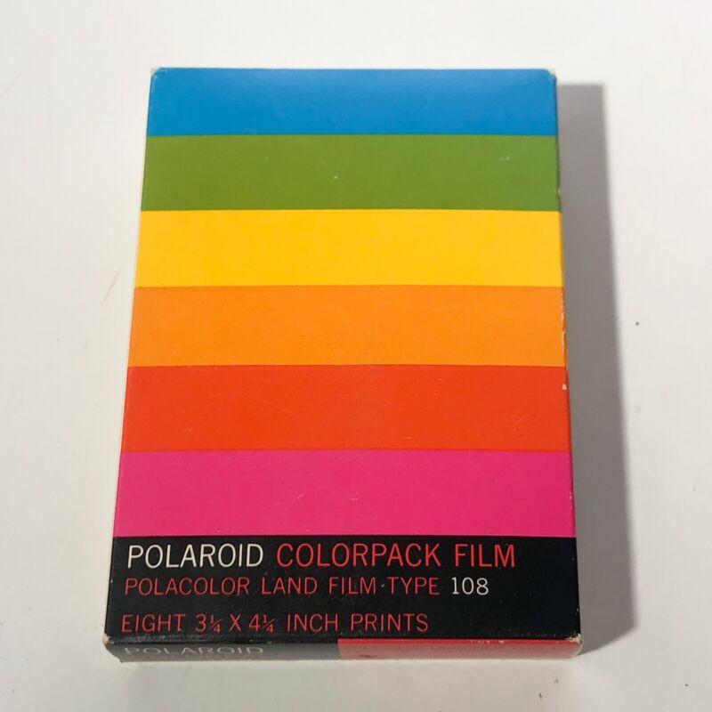 Vintage Polaroid Film Sealed expired 70