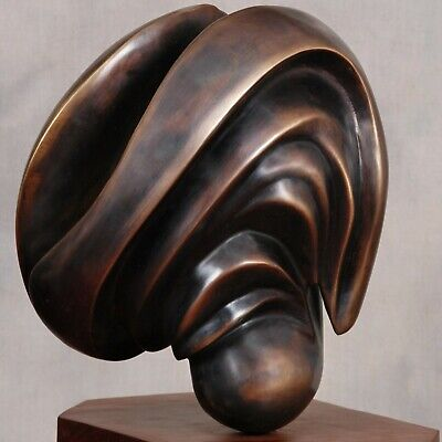 GYPSY DAVE MILLS Ltd Edition Bronze Cast from Marble Original Signed Artist COA ()