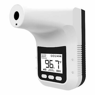 Wall Mounted Thermometer K3 Pro Non-contact Infrared Temperature Measurement ...