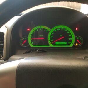 Holden captiva lx 7 seater
