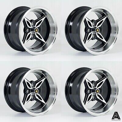 """Autostar 14"""" x 8J"""" Kanji 4x114 et-5 alloys fit Toyota AE86 RWD Starlet Datsun"""