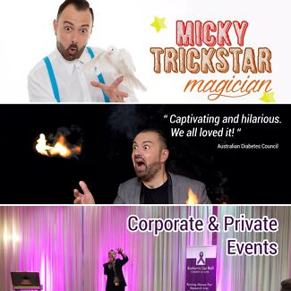 Magician for your next event? Great FAMILY ENTERTAINMENT!