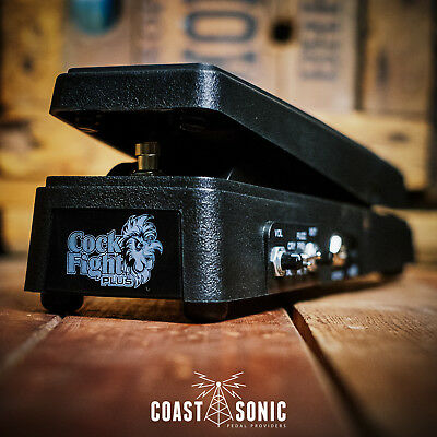 Electro-Harmonix Cock Fight Plus Talking Wah & Fuzz