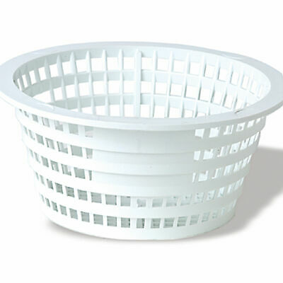 Swimline 8928 Olympic ACM88 Replacement Swimming Pool Skimmer Basket, White