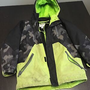 Boys Winter Jackets (Size 7/8)