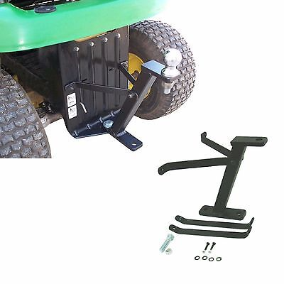 Lawn Mower Hitch Garden Tractor Lawnmower Trailer Rear Riding Pin (Tractor Mower Hitch)