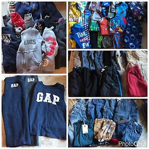 HUGE LOT TODDLER BOYS CLOTHES 3T