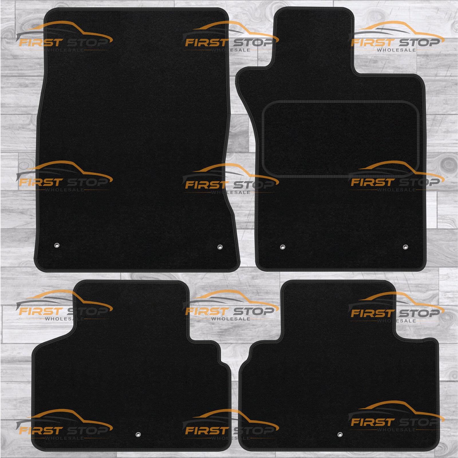FSW Q50 2014-On Tailored 3MM Waterproof Rubber Heavy Duty Car Floor Mats