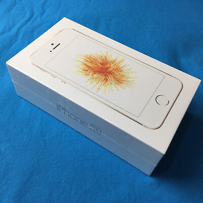 Apple iPhone SE 16GB Gold (Factory Unlocked) AT&T/T-Mobile/Verizon New - Sealed