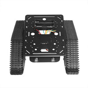 Robot Tank Chassis Track Arduino Tank Chassis Raspberry DIY STEM Education