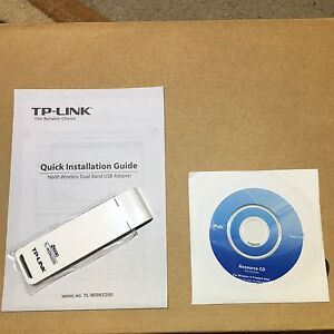 ✅ TP-LINK N600  USB WiFi ADAPTER Westmead Parramatta Area Preview