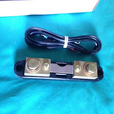 Shunt Instrument Nsn 6625-01-004-4363 Pn6709 Nib