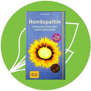 Homöopathie - (Sven Sommer) der große GU-Kompass PZN 06462606