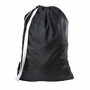 Heavy Duty Laundry Bag With Shoulder Strap 111