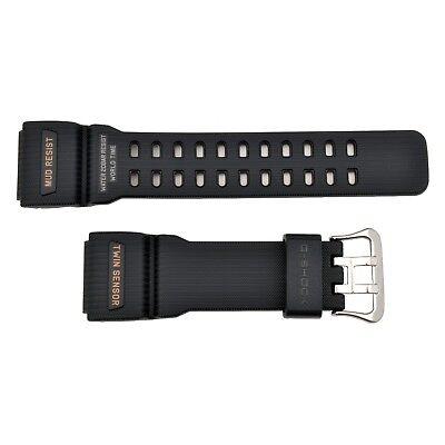 CASIO G-SHOCK Mudmaster Watch Band Strap GG-1000-1A Original Black , used for sale  Pasadena