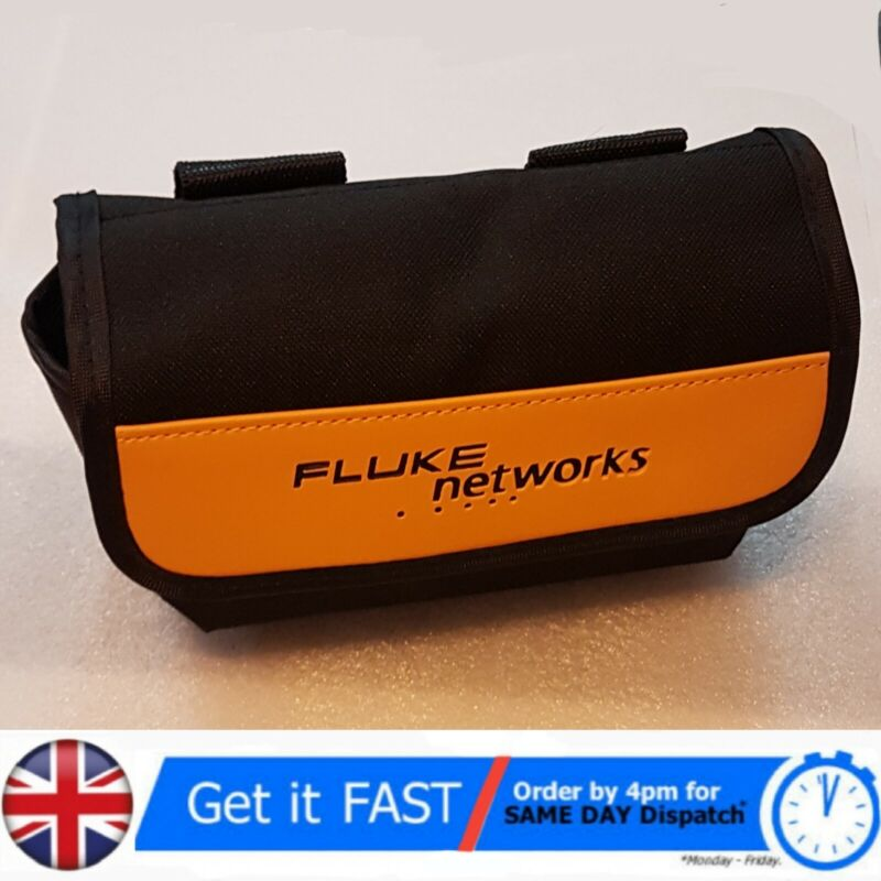 Soft Pouch Case Belt Loops MS2-POUCH for Networks MS2 MicroScanner