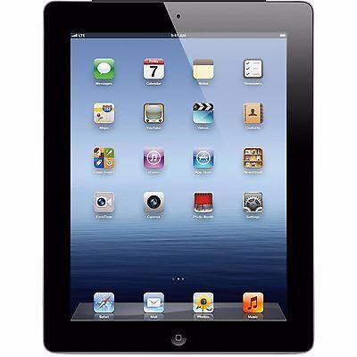 Apple iPad 2 16GB, Wi-Fi + 3G AT&T (Unlocked), 9.7in - Black (R-D)