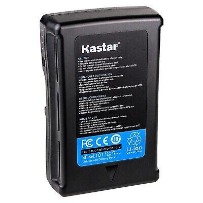 Kastar 6800mAh 14.8V V Mount Battery for Sony Camcorder ARRI / RED Series Camera 1b Camcorder Battery