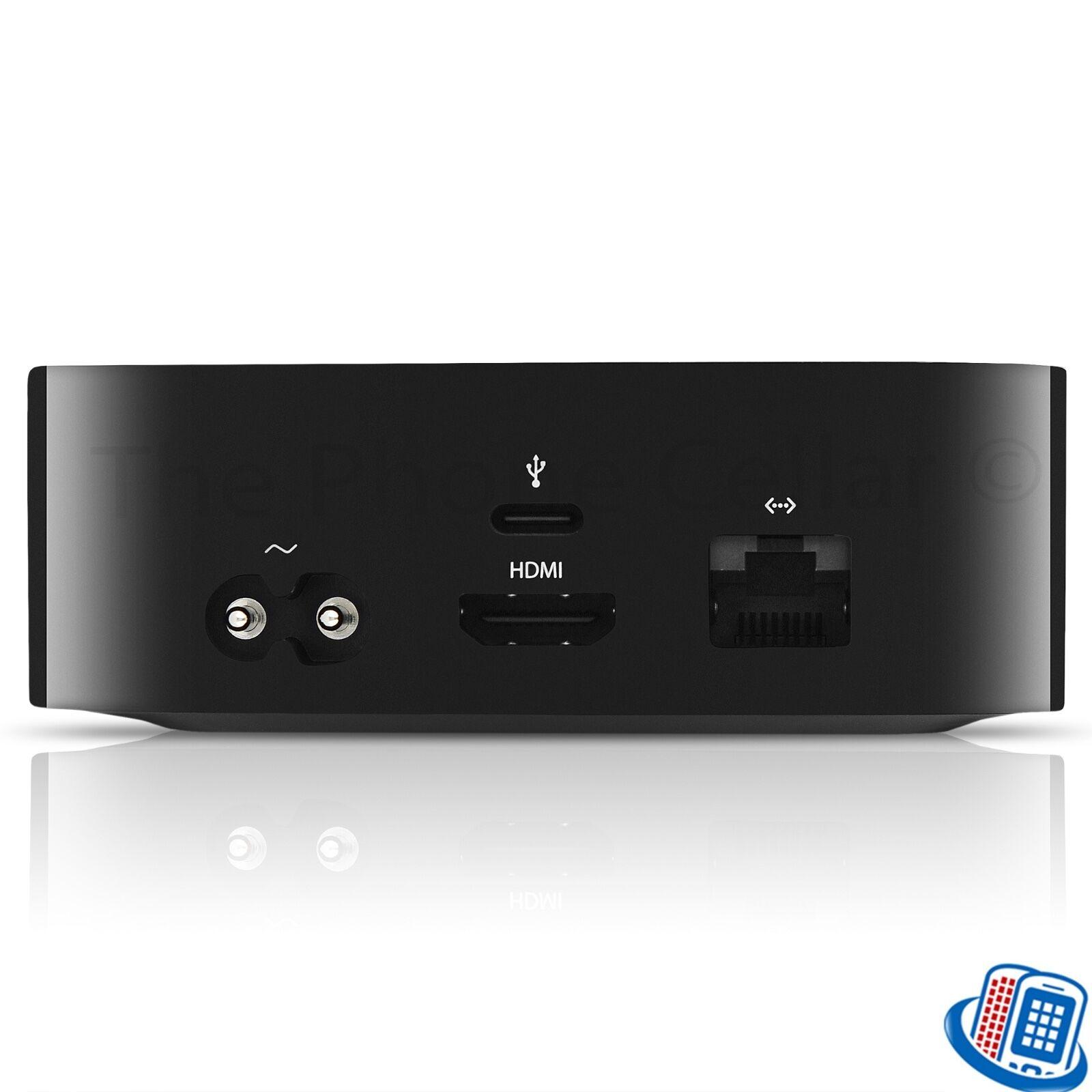 Siri Remote /& HDMI Cable Model A1625 Apple TV 32GB 4th Generation Gen
