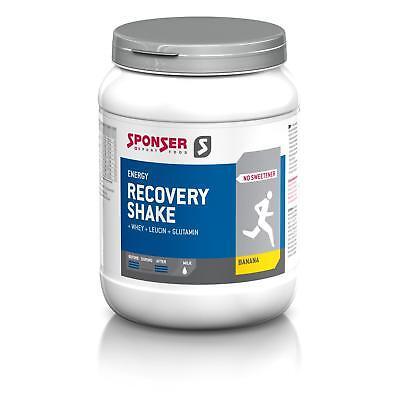 Recovery Shake (Sponser Recovery Shake 800g Dose Schokolade Sportgetränk Fitness Regeneration)