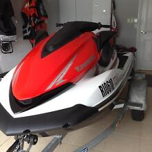 2008 Kawasaki Lx Ultra only 55 hours Brisbane location Narangba Caboolture Area Preview