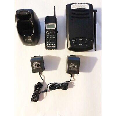 Nec Dtr-4r-2bk Cordless Telephone Digital 900 Mhz Phone