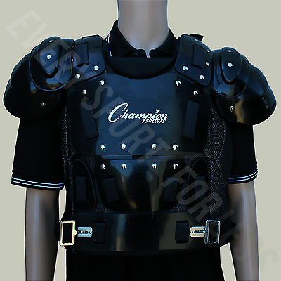 """Champion 17"""" Outside Plastic Shield Professional Umpire Chest ProtectorP200(NEW)"""