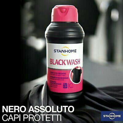 STANHOME: BLACK WASH (DETERSIVO CAPI SCURI)