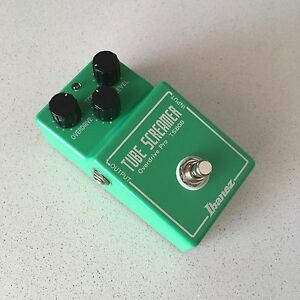 Ibanez Tube Screamer Overdrive Pro TS808 Fairfield Fairfield Area Preview