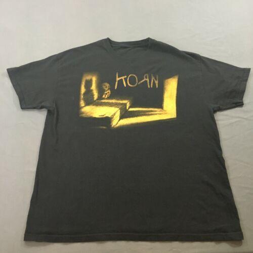 2002 Korn Untouchables T Shirt Concert Tour Size Large