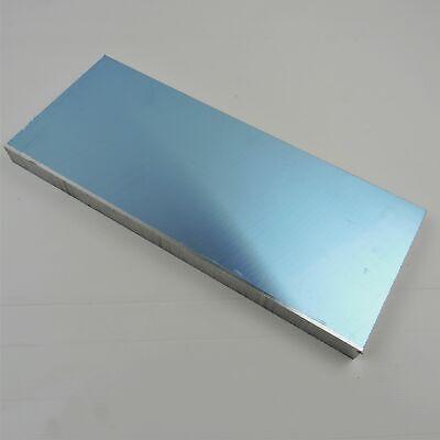 "1.25/"" thick Precision CAST Aluminum PLATE 4.5/"" x 7.1875/"" Long QTY 2  sku 136676"