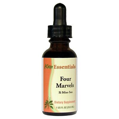 Essentials Four Marvels 1 oz By Kan Herbs 1 Ounce Kan Herbs