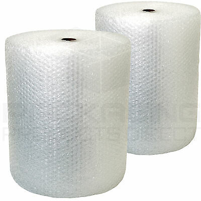 LARGE POLYTHENE BUBBLE WRAP 1000mm x 2 x 50M